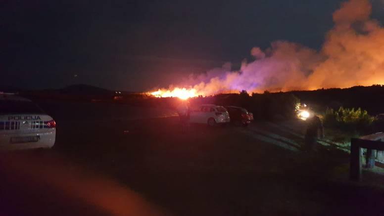 Zapovjednik vatrogasaca: Malo je falilo da nastane katastrofa