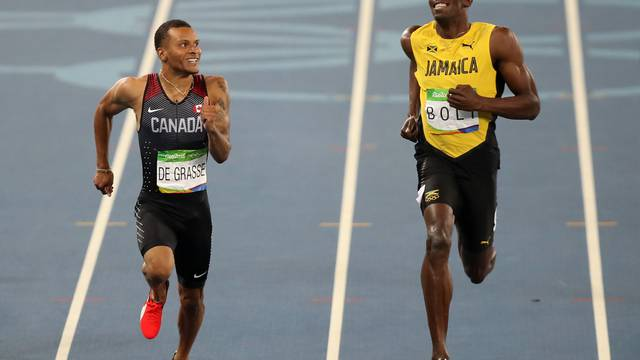 Andre De Grasse File Photo