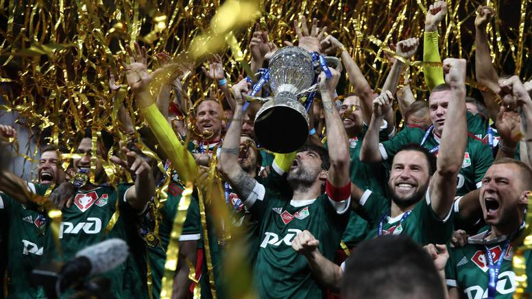 Kapetan Čarli u pretposljednjoj utakmici osvojio je kup Rusije