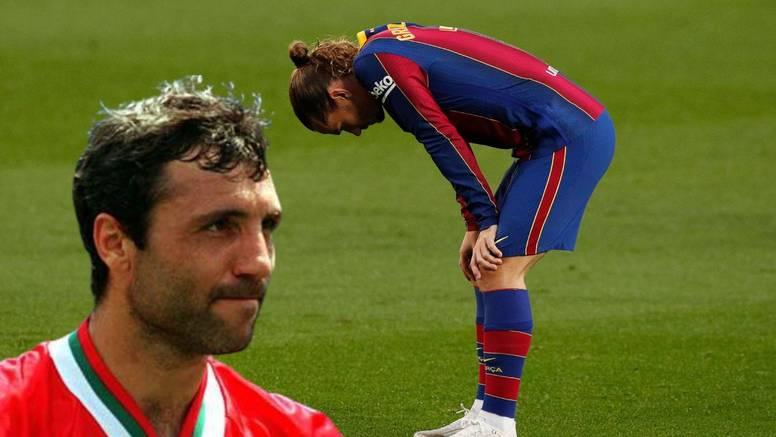 Stoičkov: 'Barca mora prodati Griezmanna, on je igrač manje'