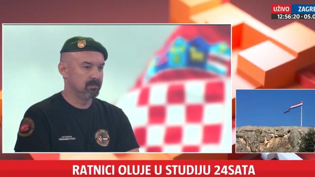 Gledajte emisiju na 24sata: O Oluji govore Hrvoje Grof i Stjepan Domjanić