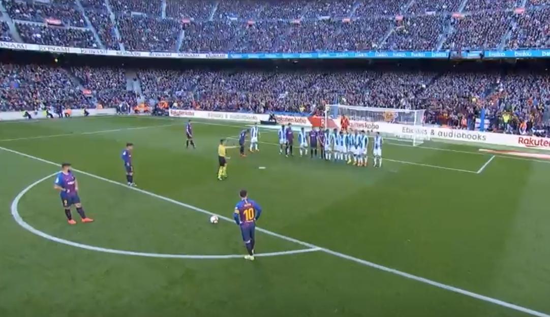 VIDEO Genij Messi 'panenkom' zabija i iz... slobodnog udarca!