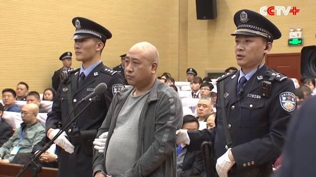 Silovao i ubio 11 žena: Pogubili su kineskog Jacka Trbosjeka