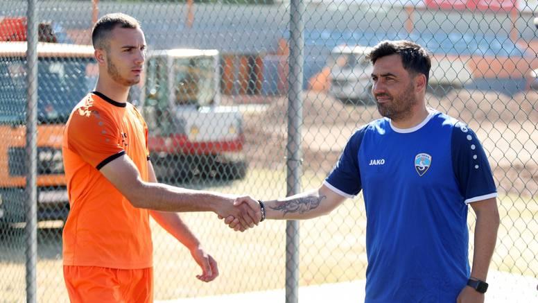 Bio je dobar kao Iniesta, a sad je postao novi trener Šibenika