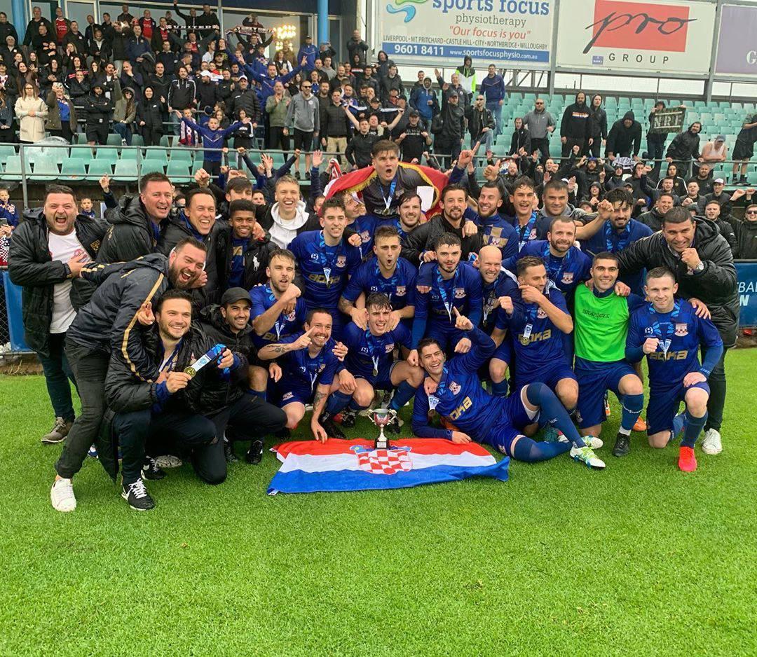 Hrvatski klub pokorio Australiju