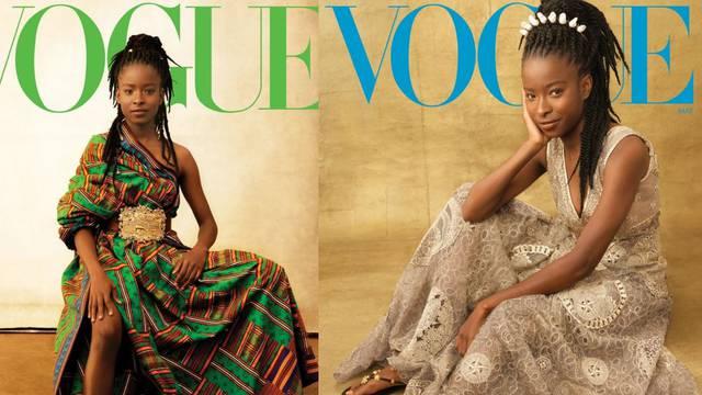 Amanda Gorman na naslovnici novog broja magazina Vogue