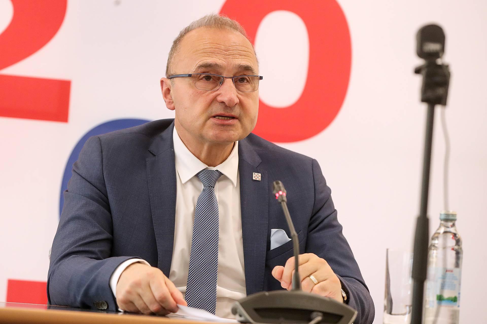 Grlić Radman: Hrvatska još nije otvorila granice s Crnom Gorom