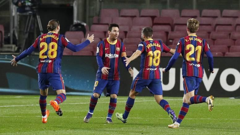 Mogu i bez učinka napadača: Na Camp Nou pao vodeći Sociedad