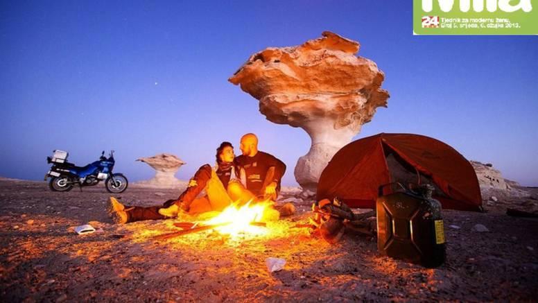 Motorom oko svijeta: 250 dana od Cape Towna do Zagreba