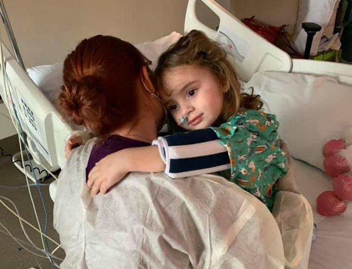 Curica (4) ostala slijepa nakon gripe pa je čudesno progledala