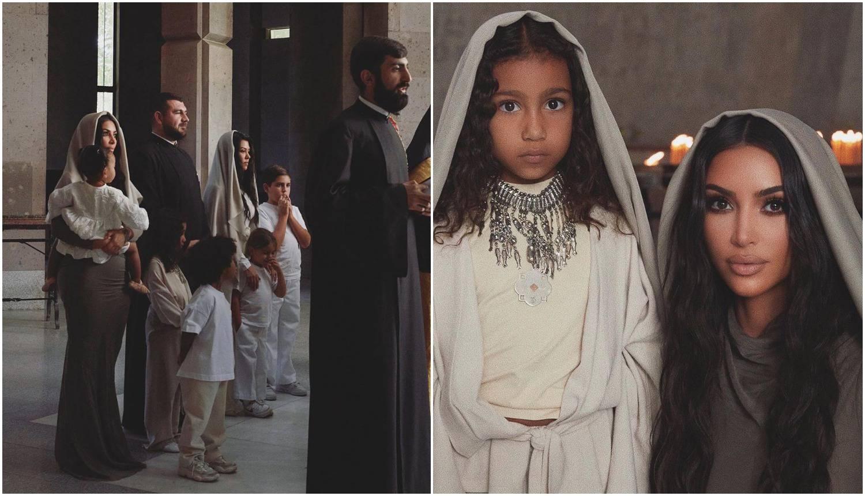 Kim se krstila u Armeniji: 'Ti se samo znaš ulizivati ljudima'