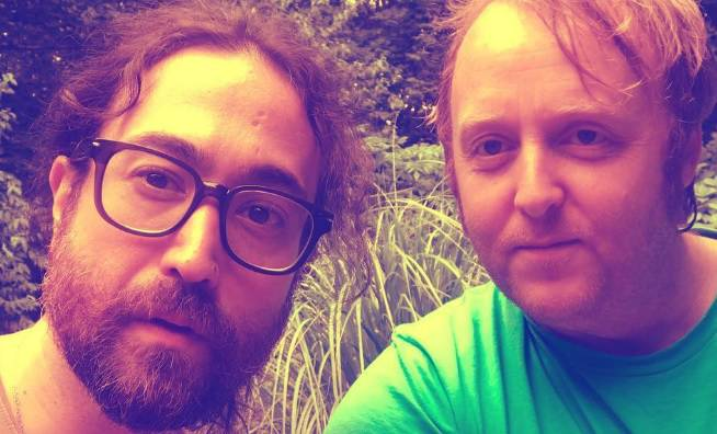 Lennonov i McCartneyjev sin oduševili zajedničkom fotkom
