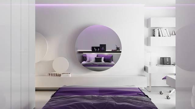 Želite urediti svoj dom u super futurističkom stilu? Posegnite za par trikova koji mogu pomoći