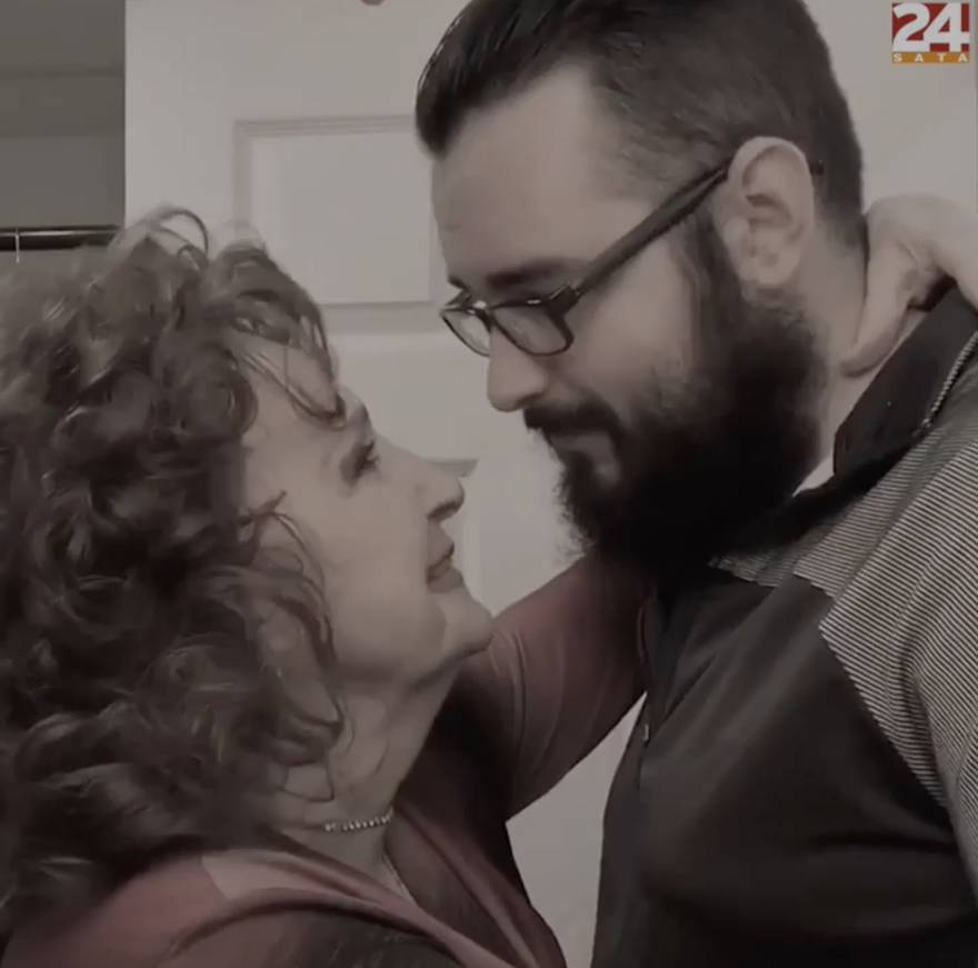Gary i Almeda ludo su zaljubljeni unatoč razlici od 53 godine