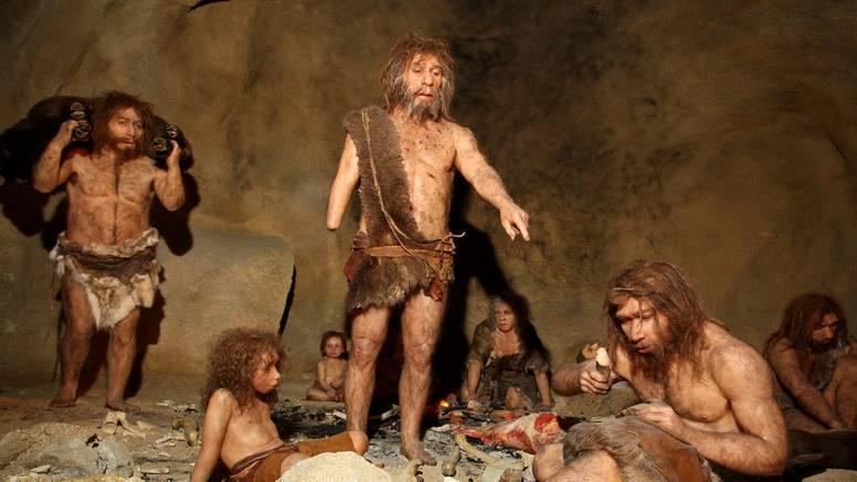 Čovjek se od neandertalaca odvojio ranije nego se mislilo