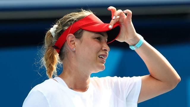 Tennis - Women's Singles - Round 2