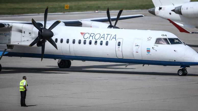 Croatia Airlines od Zračne luke Zagreb traži bolje uvjete od onih koje je dobio Ryanair