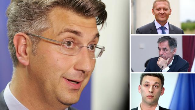 Europski pučani pritisnuli su Beljaka da podrži Plenkovića