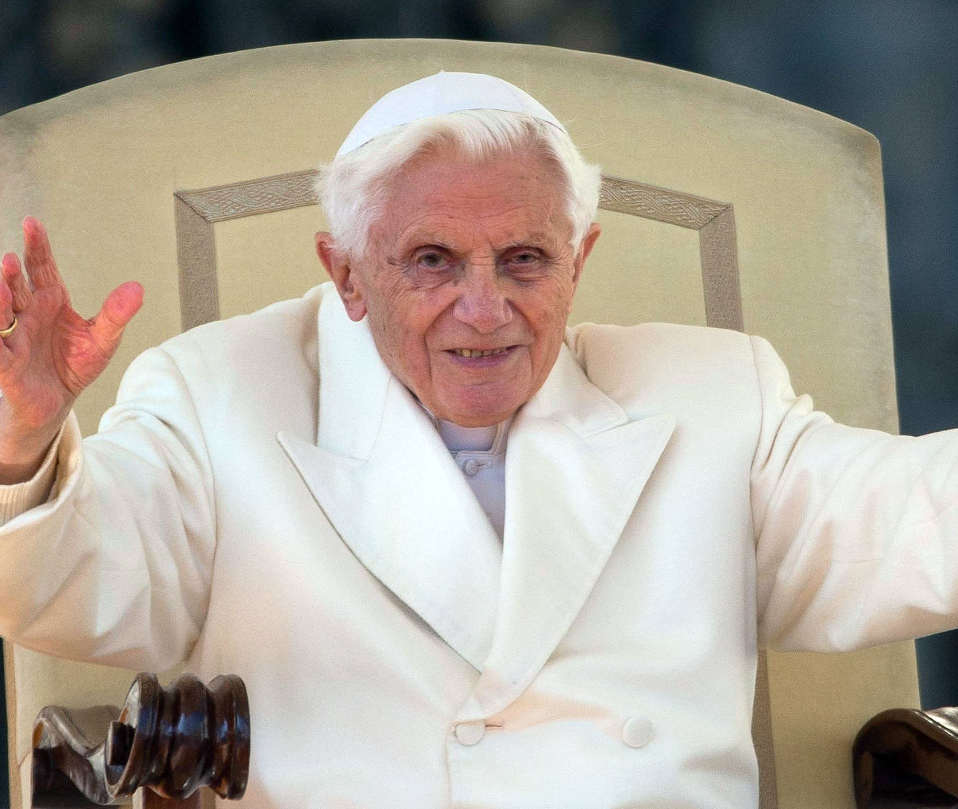 Pope Benedict XVI - Last general audience