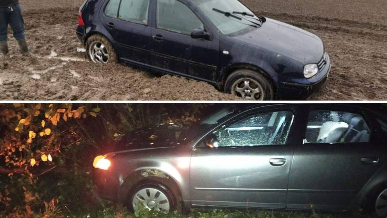 GTA Novska, 2. dio: Manijak u jednoj noći ukrao tri auta pa divljao s njima, u pritvoru je