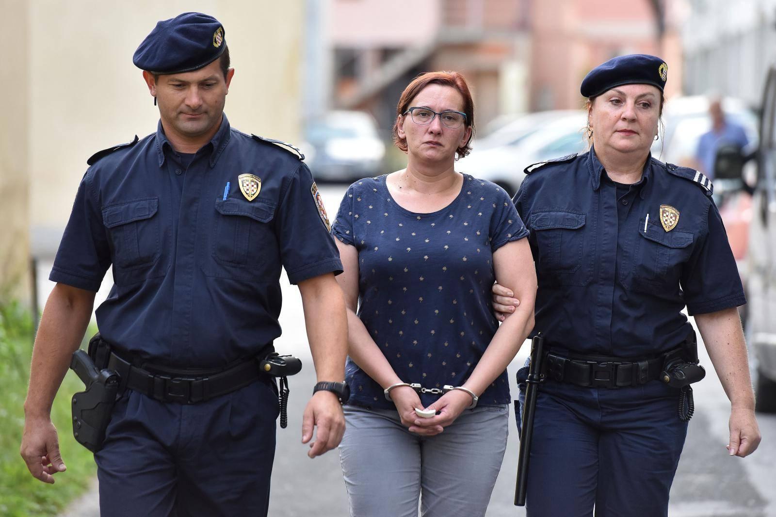 Potvrđena optužnica u slučaju škrinja: Srnec plakala na sudu