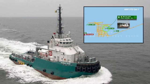 Havarija Bourbon Rhodea: Još dva tijela pronašli u Atlantiku