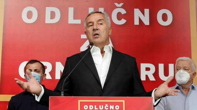 General election in Podgorica, Montenegro