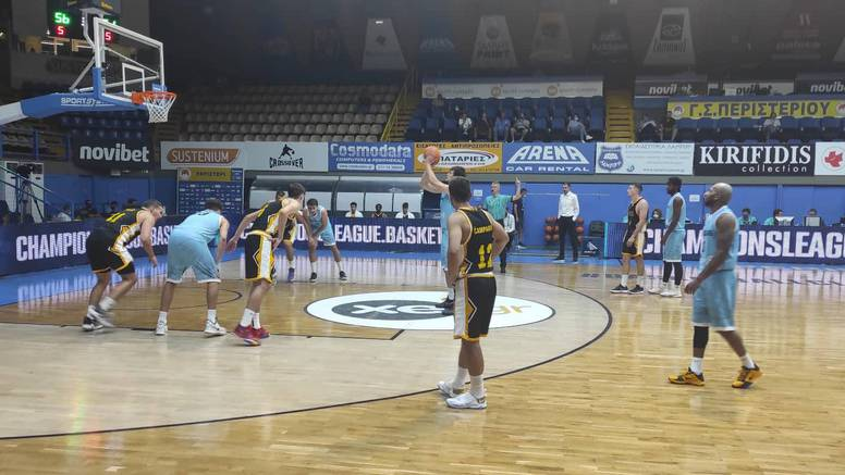 Ništa od Lige prvaka: Splićani izgubili od prvaka Švicarske