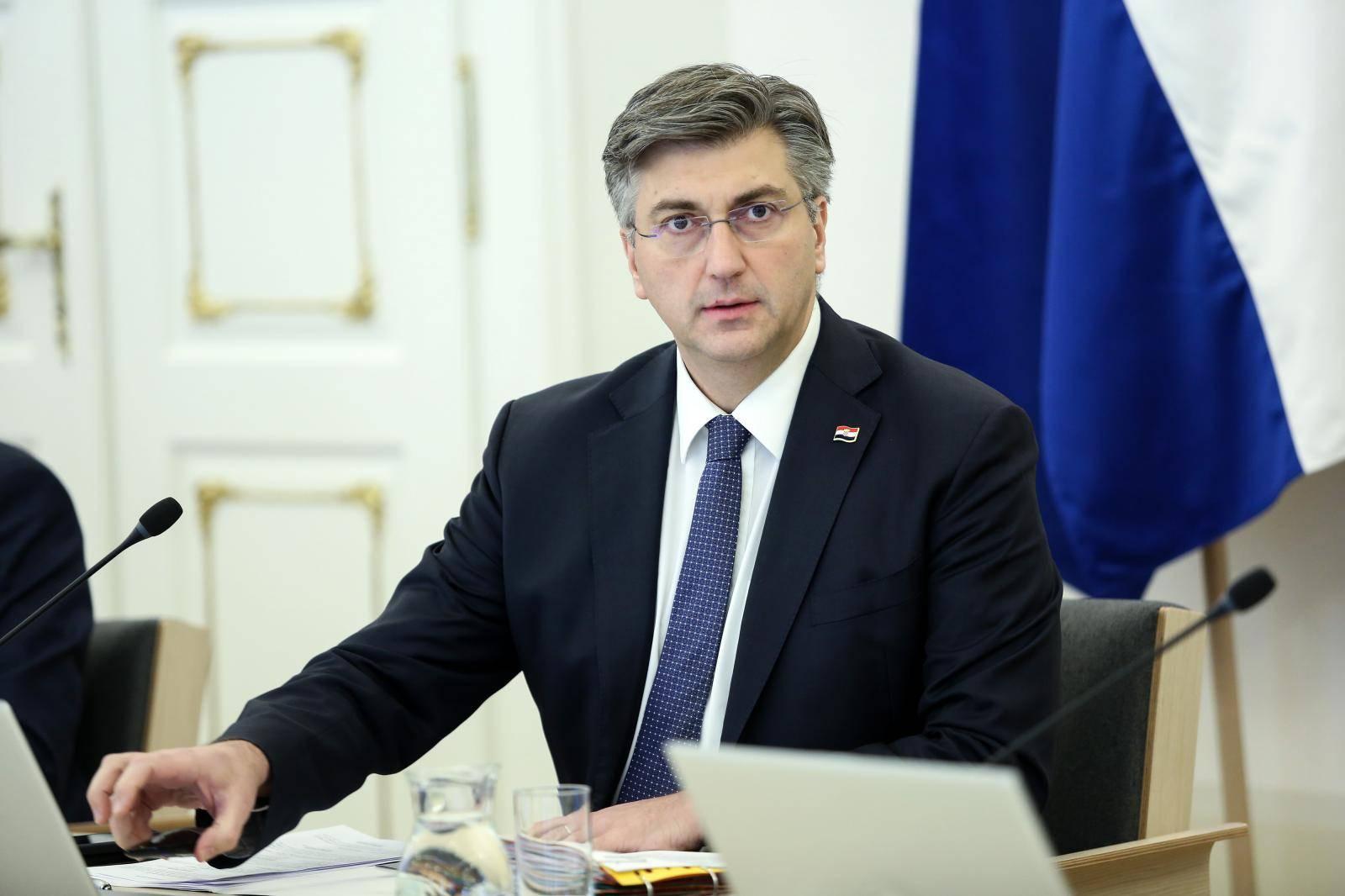 Plenković: Podržavamo odluku Jelenića, to je odgovoran čin