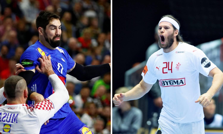Spektakl u polufinalu! Danska igra protiv prvaka Francuske