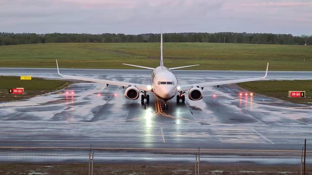 Rusija će dozvoliti europskim aviokompanijama zaobilaženje bjeloruskog zračnog prostora
