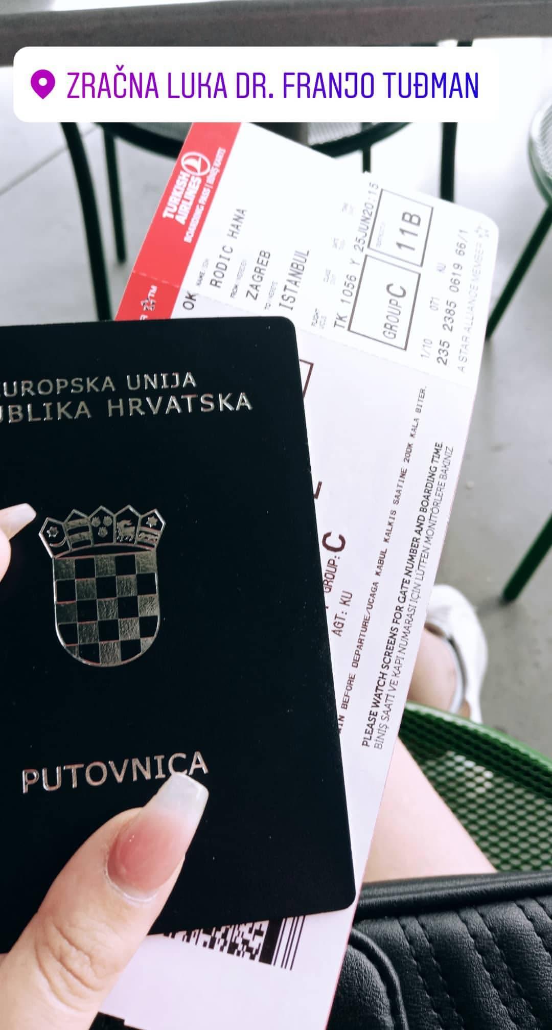 Hana je u Turskoj na operaciji: Bojim se rezanja, držite mi fige