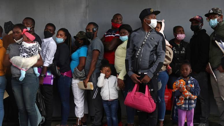 Vlasti Bahama i Kube vratit će stotine migranata na Haiti