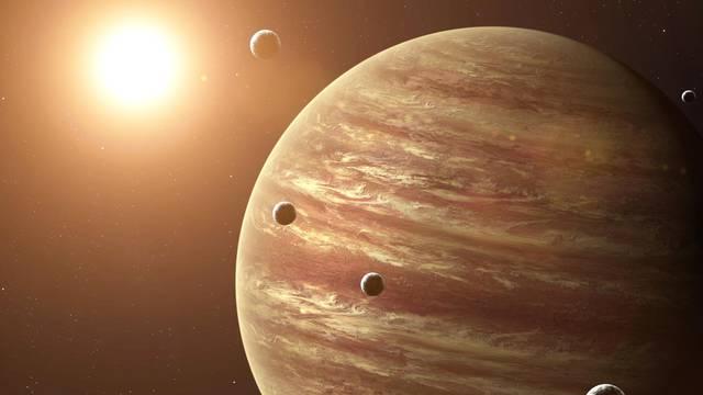 Prava gužva: Oko Jupitera su pronašli čak 12 novih mjeseci