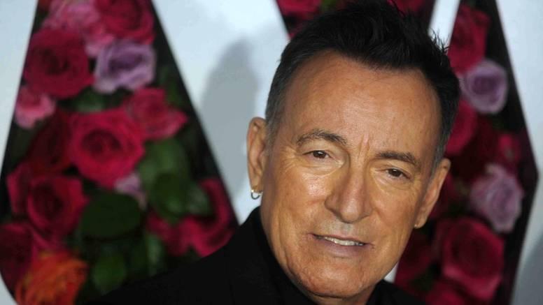 Springsteenu kazna od 3300 kn, pio tekilu u nacionalnom parku