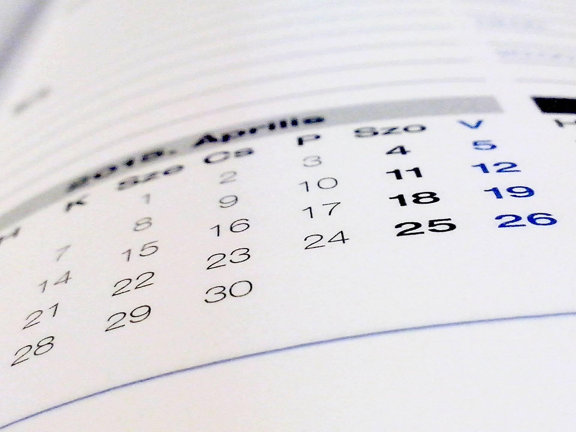 Kada na godišnji? Iduće godine možete imati 61 slobodan dan!