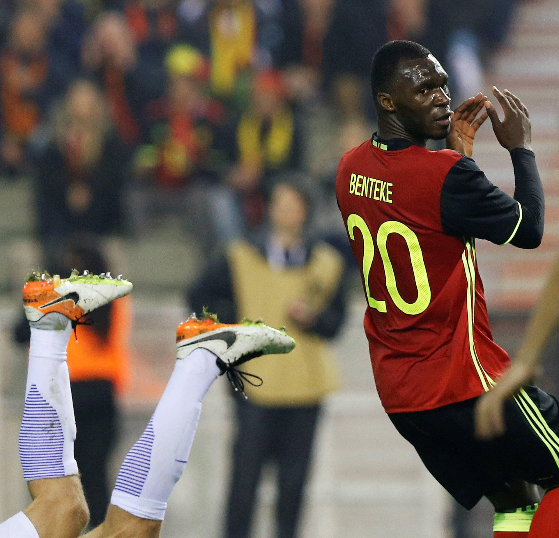 Football Soccer - Belgium v Finland - International Friendly - Brussels, Belgium