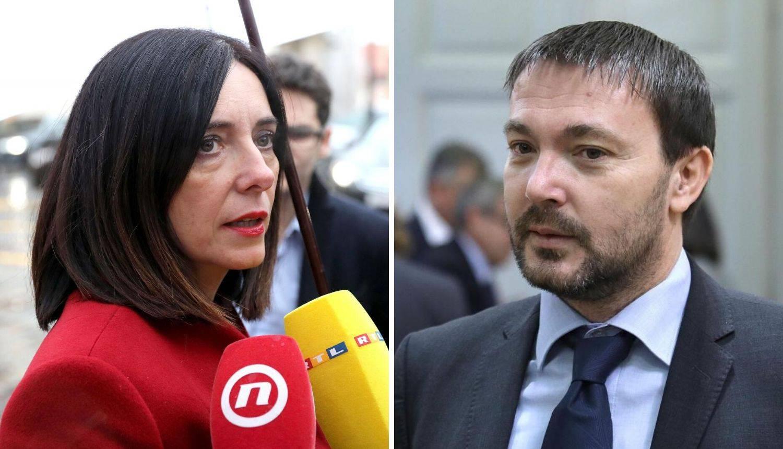 SDP ide u opoziv Divjak, HNS vjeruje da je Plenković uz nju