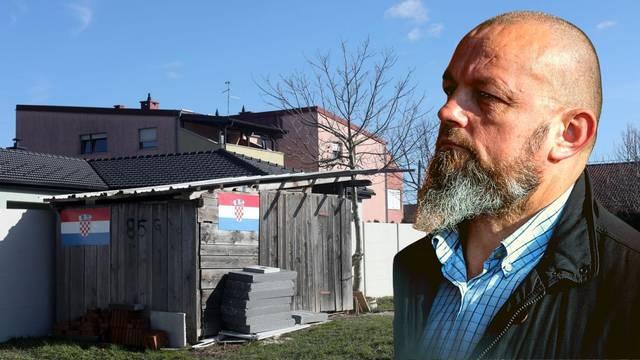 Ovo je moja kuća, živio sam tu: Mijo Crnoja ostao bez barake i zemlje, ali lovu nije vratio...