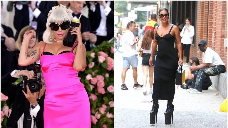 Lady Gaga prošetala u opasno visokim čizmama s platformom: 'Wow, kako hodaš u ovome?'