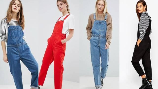 Tregerice - retro hlače koje su oduvijek bile simbol casual stila