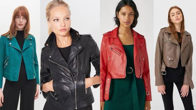 Od klasične crne do jake crvene: 10 bajkerskih jakni u bojama
