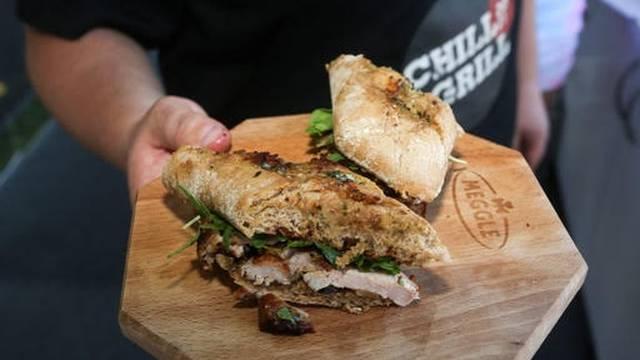 Recept Marka Palfija za super sendvič s lungićem i gljivama