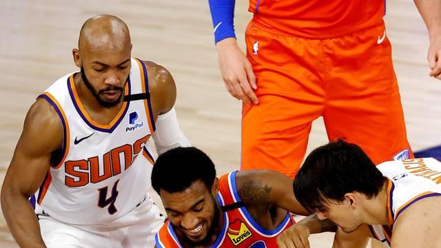 NBA: Oklahoma City Thunder at Phoenix Suns