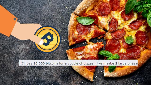 Kupio dvije pizze za 10.000 bitcoina, danas bi imao 365 milijuna dolara: 'Nije mi žao'