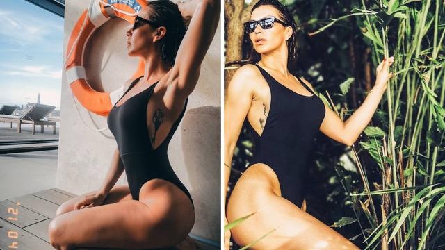 Gruica oduševila seksi fotkom, istaknula je isklesane noge