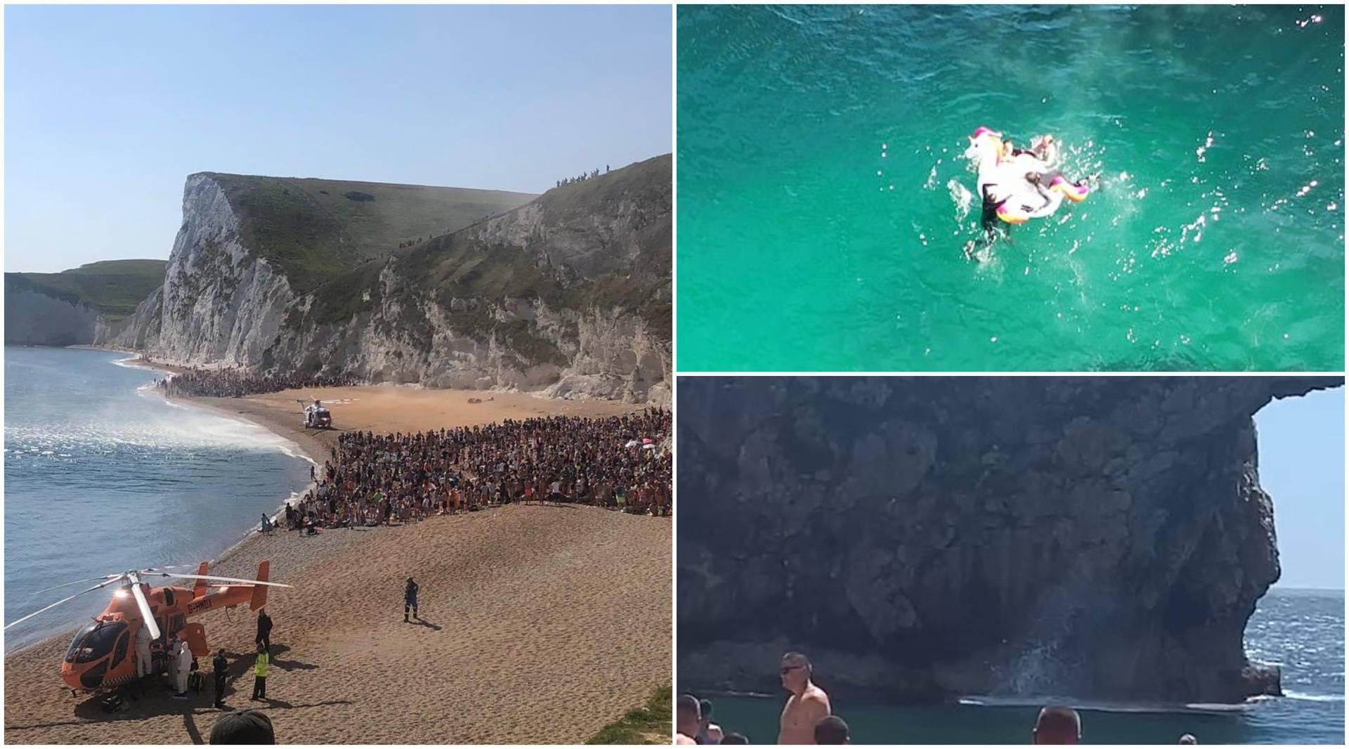 Skočio sa 60 metara visoke stijene: 'Potonuo je na dno mora, iz usta mu je išla pjena'