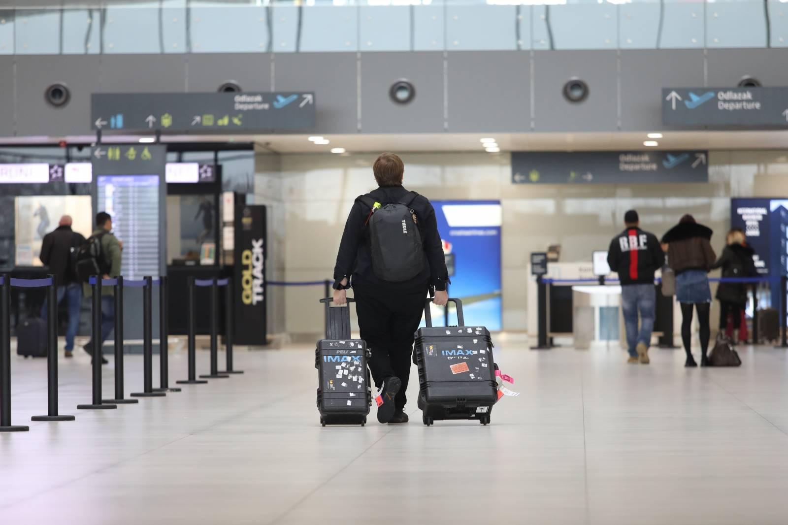 Zagreb: Međunarodna zračna luka Zagreb