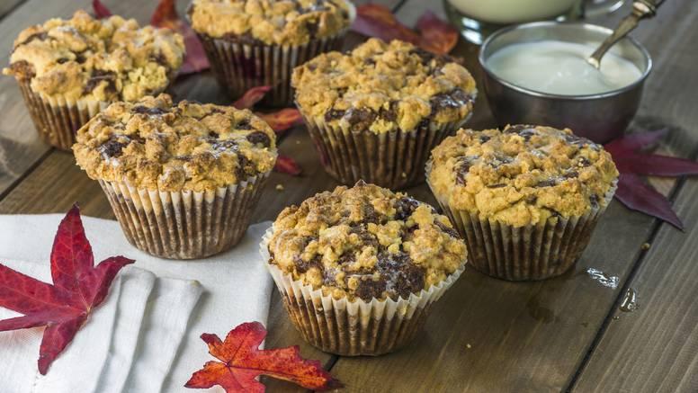 Napravite muffine s jabukama i kupinama: Idealni su za jesen!