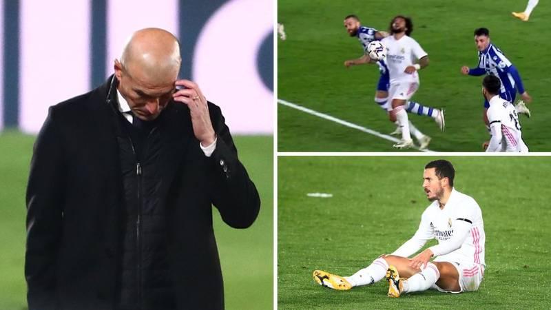 Real ne želi šutjeti: Marcelu su čupali kosu, penal na Hazardu